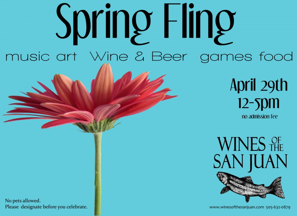 Come to the Spring Fling!